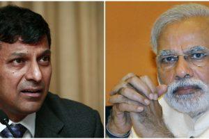रिज़र्व बैंक के पूर्व गवर्नर और प्रधानमंत्री नरेंद्र मोदी. (फोटो: रॉयटर्स/पीटीआई)