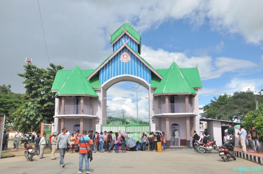 मणिपुर विश्वविद्यालय (फाइल फोटो, साभार: e-pao.net)