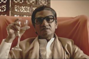 फिल्म ठाकरे में नवाज़ुद्दीन सिद्दीक़ी बाल ठाकरे के किरदार में नज़र आएंगे. (फोटो: यूट्यूब ग्रैब)