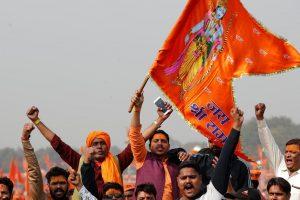 VHP Ayodhya Ram Mandir PTI