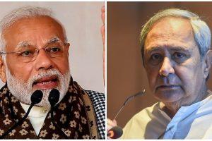 प्रधानमंत्री नरेंद्र मोदी और ओडिशा के मुख्यमंत्री नवीन पटनायक. (फोटो: पीटीआई)