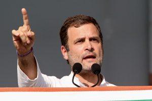 राहुल गांधी. (फोटो साभार: ट्विटर/@INCIndia)
