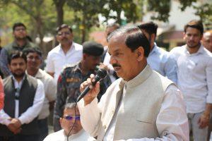 Union Minister Mahesh Sharma Twitter