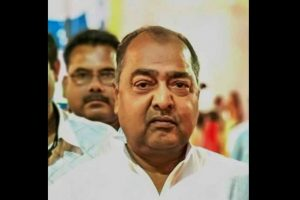 भाजपा नेता रंजीत बहादुर श्रीवास्तव. (फोटो साभार: फेसबुक)