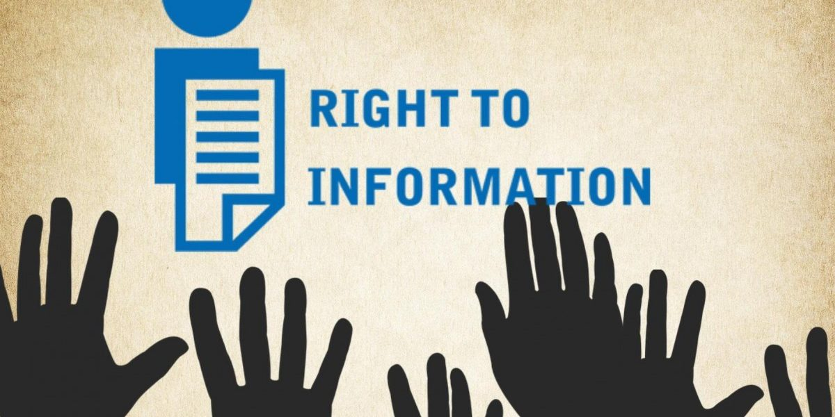 Right to Information. Illustration-The Wire