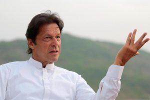 पाकिस्तान के प्रधानमंत्री इमरान ख़ान. (फोटो: रॉयटर्स)