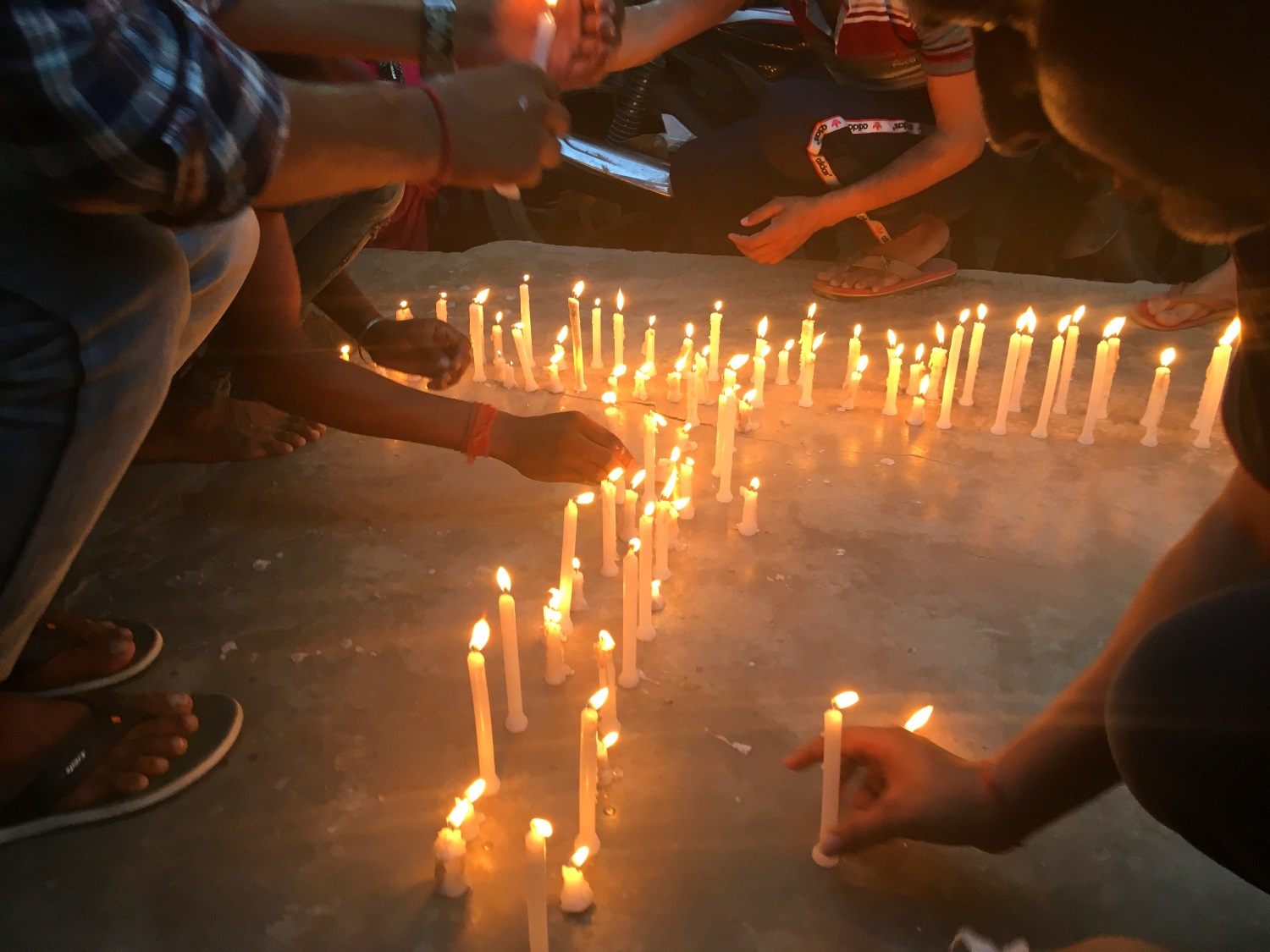 Tappal Murder Candle March