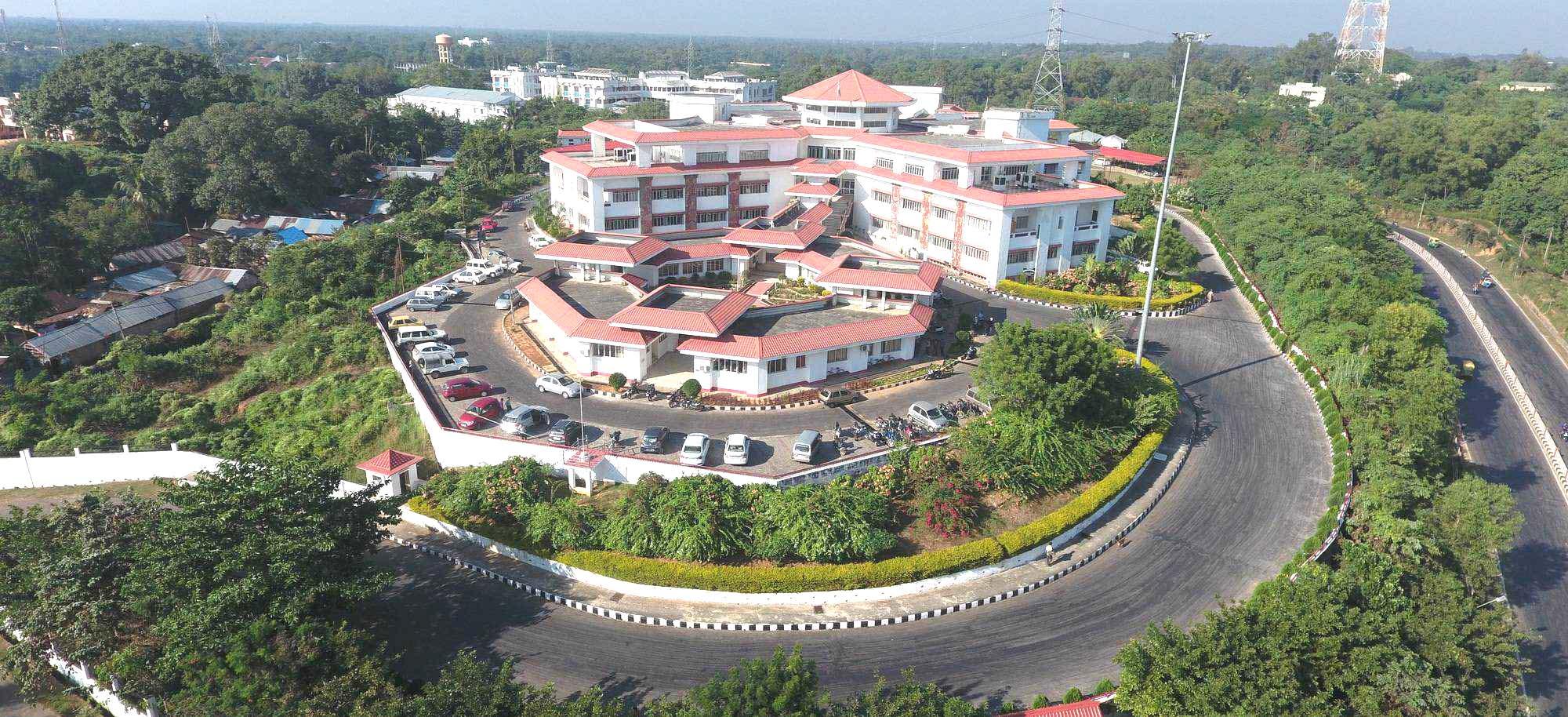 त्रिपुरा हाईकोर्ट. (फोटो साभार: http://thc.nic.in)