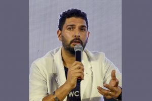 Yuvraj Singh announces retirement (PTI)