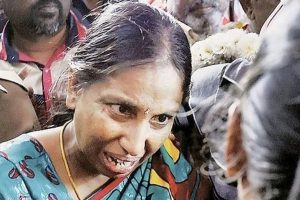 राजीव गांधी हत्या मामले में दोषी नलिनी. (फोटो: पीटीआई)
