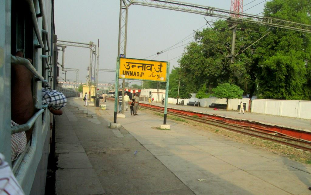 Unnao Station IndiaRail Info