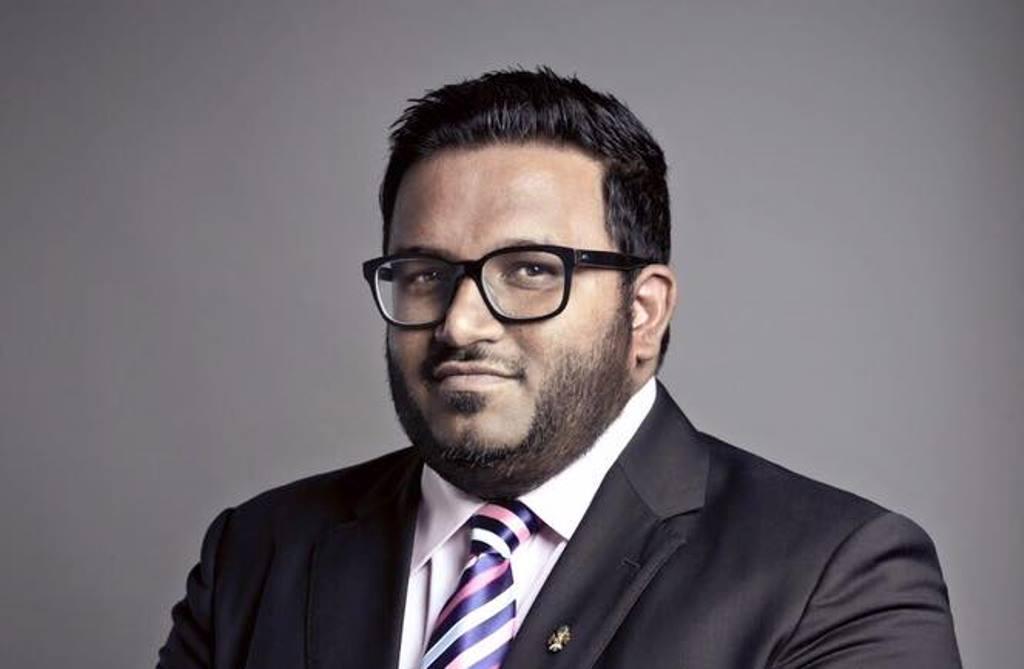मालदीव के पूर्व उपराष्ट्रपति अहमद अदीब अब्दुल गफूर. (फोटो साभार: विकिपीडिया)