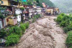 Uttarakhand Chamoli Landslide PTI