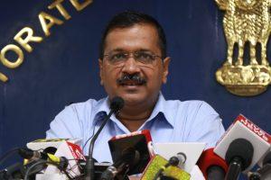दिल्ली के मुख्यमंत्री अरविंद केजरीवाल. (फोटो साभार: ट्विटर/आम आदमी पार्टी)