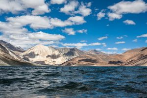 Pangong Lake. Photo: Wikimedia Commons