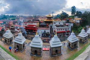 नेपाल की राजधानी स्थित पशुपतिनाथ मंदिर. (फोटो साभार: विकिपीडिया/नबीन के. सपकोटा- CC BY-SA 4.0)