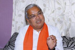 कर्नाटक उपमुख्यमंत्री गोविंद करजोल (फोटो: पीटीआई)