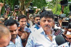 कांग्रेस नेता डीके शिवकुमार. (फोटो: पीटीआई)