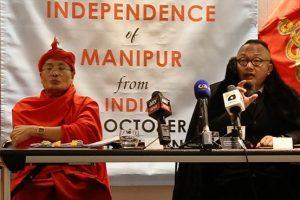 Manipur govt in Exile London