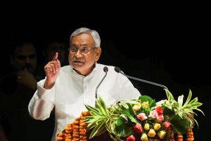 बिहार के मुख्यमंत्री नीतीश कुमार. (फोटो: पीटीआई)