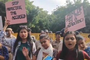 Protest-Against-Shahjahanpur-Student-arrest-Twitter