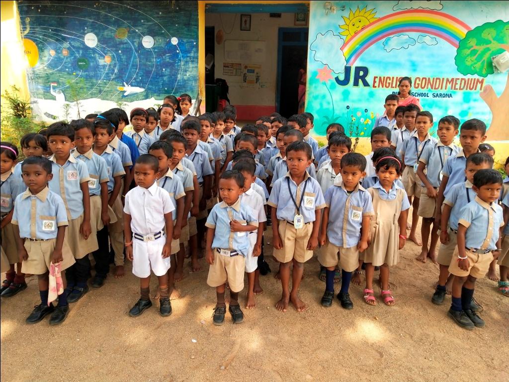Gondi School Chhattisgarh Photo Tameshwar (3)