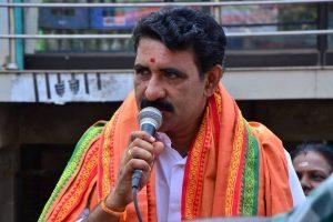B Gopalakrishnan Kerala BJP FB Photo