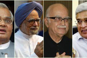 atal-manmohan-advani-karat reuters
