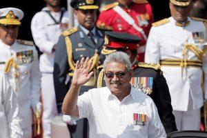 श्रीलंका के राष्ट्रपति गोटाबया राजपक्षे (फोटो: रॉयटर्स)