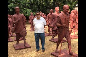 Tushar Gandhi Twitter Photo