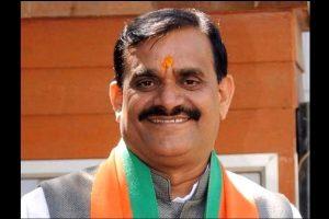 VD Sharma BJP MP Twitter