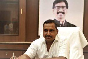 झारखंड स्वास्थ्य मंत्री बन्ना गुप्ता (फोटो: @TeamBanna फेसबुक से)