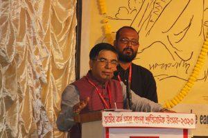 बांकुरा से भाजपा सांसद डॉ. सुभाष सरकार. (फोटो साभार: फेसबुक/drsubhassarkar)