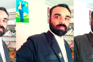 Lawyer Deepak Bundele