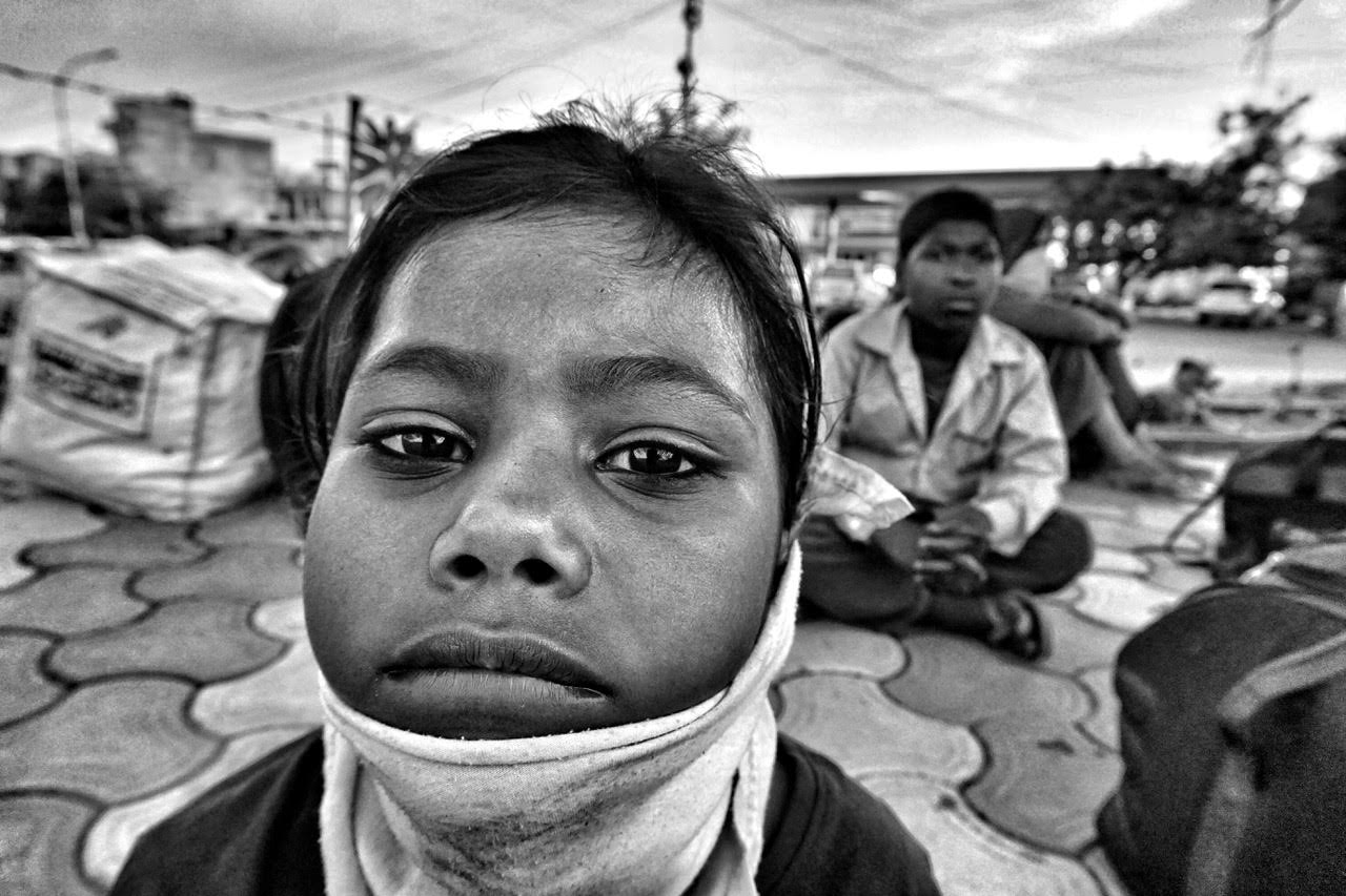 Lockdown Migrant Worker Photoo By Shome Basu (4)