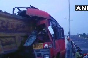 महाराष्ट्र के यवतमाल जिले में हुआ हादसा. (फोटो साभार: एएनआई)