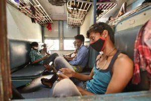 विशेष श्रमिक ट्रेन. (फोटो: पीटीआई)