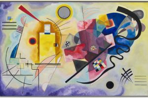Art by: Wassily Kandinsky/Wikimedia Commons
