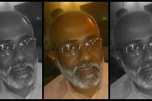 DU Professor PK Vijayan Twitter