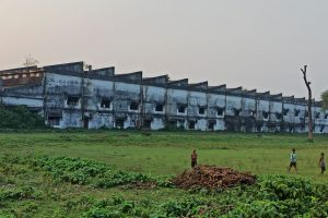 बैजनाथपुर की बंद पड़ी पेपर मिल. (सभी फोटो: मनोज सिंह)