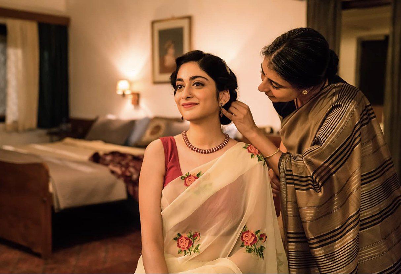 वेब सीरीज अ सूटेबल बॉय के एक दृश्य में अभिनेत्री तान्या मानिकतला. (फोटो साभार: फेसबुक/नेटफ्लिक्स)