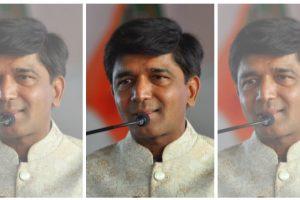 गंगापुर से भाजपा विधायक प्रशांत बांब. (फोटो साभार: फेसबुक/prashantbumbspeaks)