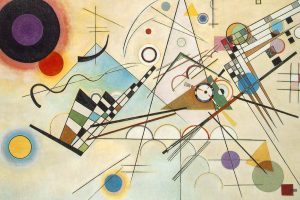 (फोटो साभार: Composition 8, Vassily Kandinsky (1923)/विकीमीडिया कॉमन्स)