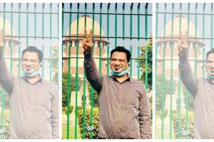 डॉ. कफ़ील ख़ान. (फोटो साभार: फेसबुक/@drkafeelkhanofficial)