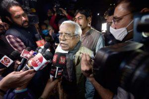 ऑल इंडिया किसान सभा के महासचिव हन्नान मोल्ला. (फोटो: पीटीआई)