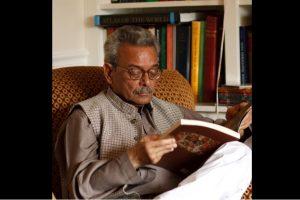 शमसुर रहमान फ़ारूक़ी. (फोटो साभारः विकिपीडिया)