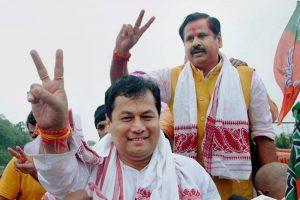 असम के मुख्यमंत्री सर्बानंद सोनोवाल (फोटो: पीटीआई)