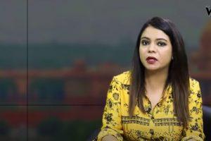 पत्रकार रोहिणी सिंह. (फोटो: द वायर)