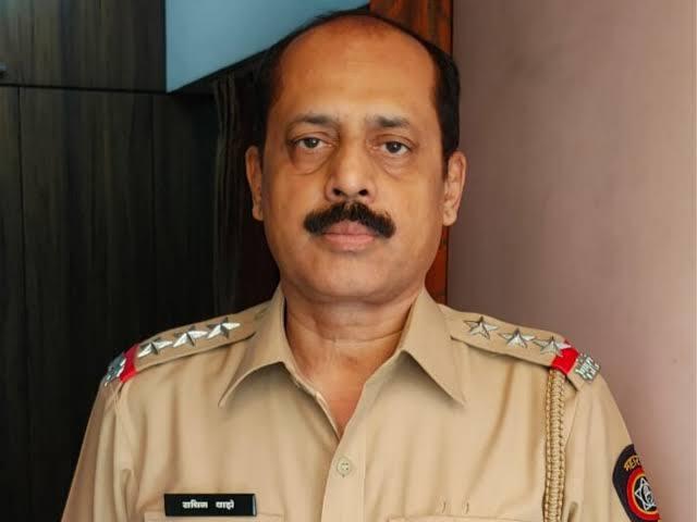 मुंबई पुलिस के अधिकारी सचिन वझे. (फोटो: पीटीआई)