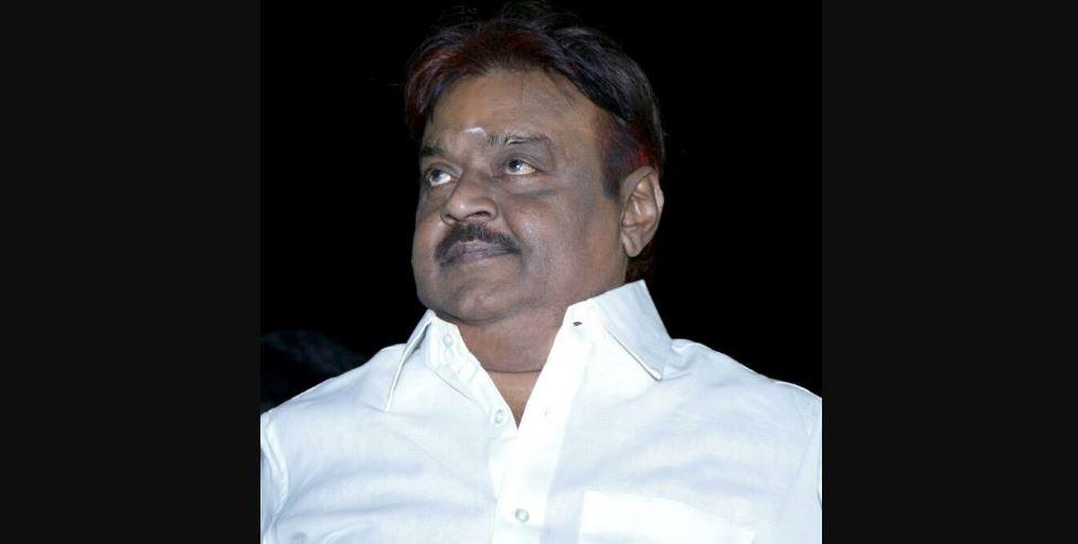 डीएमडीके के संस्थापक और महासचिव विजयकांत. (फोटो साभार: विकिपीडिया)